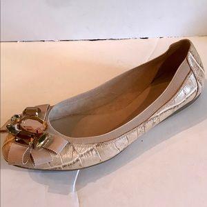 7ca6e20f1973 Kate Spade Karisa Bordeaux Loafer nib sz 7.5.  248  0. Kate Spade Faith  Crocodile Print Jeweled Flats 8